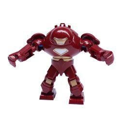 Decool 0181 Super Heroes MOC Iron Man Xếp hình Người Sắt 0 khối
