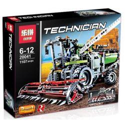 Lepin 20041 Technic 8274 Combine Harvester Xếp hình Máy Thu Hoạch Vụ Mùa 2 Trong 1 1107 khối