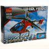 Decool 3336 (NOT Lego Technic 8046 Helicopter ) Xếp hình Máy Bay Trực Thăng (Mẫu 1) 152 khối