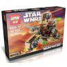 Lepin 05015 Star Wars 75129 Wookiee Gunship Xếp hình phi thuyền chiến đấu của Wookiee 93 khối