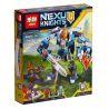 Lepin 14008 Bela 10487 Sembo SY565 Lele 79246 (NOT Lego Nexo Knights 70327 The King's Mech ) Xếp hình Robot Hiệp Sĩ Của Nhà Vua 390 khối