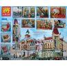 Lepin 15006 Lele 30006 (NOT Lego Creator Expert 10232 Palace Cinema ) Xếp hình Rạp Chiếu Phim Palace 2354 khối