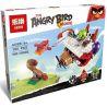 Lepin 19002 Bela 10506 Angry Birds 75822 Piggy Plane Attack Xếp Hình Cuộc Tấn Công Của Máy Bay Siêu Trộm 185 Khối