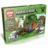 Lepin 18006 Minecraft Xếp hình 4 trong 1 494 khối