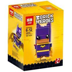 Lepin 43016 Decool 6822 Super Hero Girls 41586 Batgirl Xếp Hình Người Dơi Batgirl 107 Khối