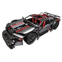XingBao XB-07003 Technic 2015 Assassin X19 Xếp Hình Siêu Xe ô Tô 1814 Khối