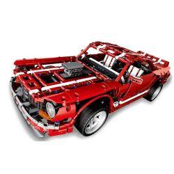 XingBao XB-07001 Technic Muscle Car Xếp Hình Siêu Xe ô Tô 2000 Khối