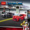 Decool 78115 Speed Champions 75874 Chevrolet Camaro Drag Race Xếp Hình Xe đua Chevrolet Camaro Drag Race 454 Khối