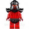 Decool 8016 Nexo Knights MOC ISI Xếp hình Chiến trường 586 khối