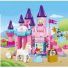 Jdlt Judalongtoys 5252A (NOT Lego Duplo Sofia Princess On The Way To School ) Xếp hình Công Chúa Sofia Đến Trường Trên Cỗ Xe Ngựa Hoàng Gia 96 khối