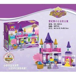 Jun Da Long Toys Jdlt 5201A Duplo Little Princess Sofia And Friends Xếp hình Công Chúa Sofia Và Bạn 96 khối