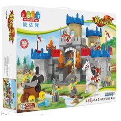 Jun Da Long Toys JDLT 5263A Duplo Cruel War Xếp Hình Cuộc Chiến Thảm Khốc 166 Khối