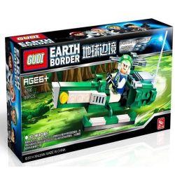 Xinlexin Gudi 8206 (NOT Lego Star wars Speeder Bike ) Xếp hình Moto Bay 88 khối