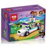 Lepin 01017 Bela 10606 Sheng Yuan 890 SY890 (NOT Lego Friends 41301 Puppy Parade ) Xếp hình Xe Hơi Thú Cưng 157 khối