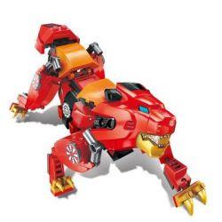 Enlighten 3601 3602 3603 3604 3605 Transformer Animal Robot Transformation 5 In 1 Xếp hình Robot Biến Hình Từ Các Loài Thú 5 Trong 1 1467 khối