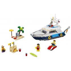 Lepin 24050 Lele 37083 Friends 31083 Cruising Adventures Xếp Hình Du Thuyền 3 Trong 1 597 Khối
