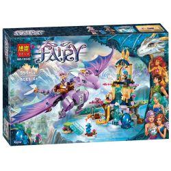 Bela 10549 (NOT Lego Elves 41178 The Dragon Sanctuary ) Xếp hình Thánh Địa Của Rồng 585 khối