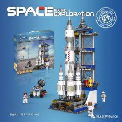 Xingbao XB-16005 City Space Exploration Xếp hình Khám Phá Vũ Trụ: Bệ Phóng Tên Lửa 919 khối
