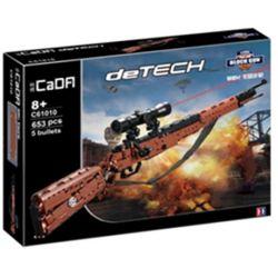 Cada C61010 C61010W Technic Karabiner 98K Xếp hình Súng Trường 653 khối
