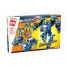Enlighten 3303 (NOT Lego Transformers Blast Ranger:storm ) Xếp hình Người Máy Cảnh Sát Biến Hình Storm 823 khối