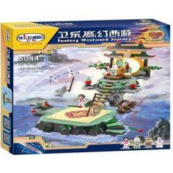Winner 5044 (NOT Lego Fantasy Westward Journey Wukong Fantasy Westward Journey ) Xếp hình Võ Đài Của Fang 487 khối