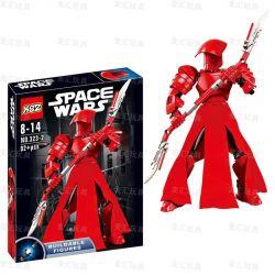XSZ KSZ 323-2 (NOT Lego Star wars 75529 Elite Praetorian Guard ) Xếp hình Vệ Sĩ Praetorian Elite 92 khối