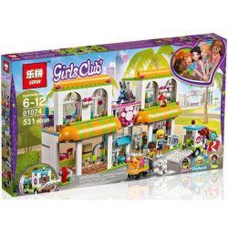 Lepin 01074 Lele 37087 (NOT Lego Friends 41345 Heartlake City Pet Centre ) Xếp hình Trung Tâm Cứu Hộ Động Vật 474 khối