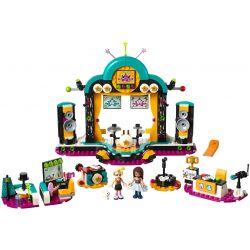 Lepin 01087 (NOT Lego Friends 41368 Andrea'S Talent Show ) Xếp hình Buổi Biểu Diễn Tài Năng Của Andrea's 492 khối
