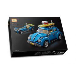 Loz 1114 Car Classic Car-Styling Toys Xếp hình Mô Hình Xe Hơi Cổ Điển 1392 khối