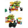 Lego Duplo 10546 Hystoys HG-1355 My First Shop Xếp hình phiên chợ quê 50 khối