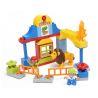 Lego Duplo 5593 Hystoys HG-1435 Circus Xếp hình rạp xiếc mộng mơ 37 khối