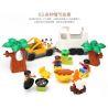 Lego Duplo 5655 Hystoys HG-1440 Caravan Xếp hình buổi dã ngoại vui vẻ 27 khối