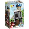 Hystoys Hongyuansheng Aoleduotoys HG-1316 (NOT Lego Duplo 4779 Defense Tower ) Xếp hình Tháp Canh Phòng Thủ 64 khối