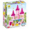 Lego Duplo 6152 Hystoys HG-1345 Snow White's Cottage Xếp hình lâu đài của Bạch Tuyết 52 khối