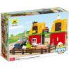 Lego Duplo 4665 Hystoys HG-1364 Big Farm Xếp hình trang trại lớn 50 khối