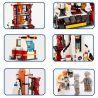 Xinlexin Gudi 8815 (NOT Lego City Spaceport Building Kit ) Xếp hình Bãi Phóng Tàu Con Thoi 679 khối