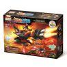 Xinlexin Gudi 9908 (NOT Lego Transformers Death Stalker Scorpion ) Xếp hình Rô Bốt Biến Hình Bọ Cạp Chết Chóc Bắn Đại Bác Tròn 133 khối