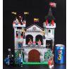 Lego Castle MOC Enlighten 1021 Eagle Castle Xếp hình tấn công lâu đài đại bàng 568 khối