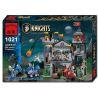 Enlighten 1021 (NOT Lego Castle Eagle Castle ) Xếp hình Tấn Công Lâu Đài Đại Bàng 568 khối