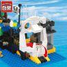 Enlighten 302 Pirates Of The Caribbean 6296 Shipwreck Island Xếp Hình Xếp Hình đảo Chìm Tàu 238 Khối