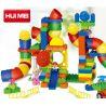 Huimei HM133 Duplo 45016 Tubes Experiment Set Xếp hình Ống Trượt Có Hộp Nhựa 138 khối