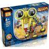 Loz 3025 A0015 (NOT Lego OX- Eyed Robots Electric Mantis King Robot ) Xếp hình Rô Bốt Bọ Ngựa Động Cơ Pin gồm 2 hộp nhỏ 389 khối