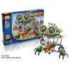 Loz 3026 A0016 (NOT Lego OX- Eyed Robots Electric Giant Beast Robot ) Xếp hình Rô Bốt Quái Vật Toucan Động Cơ Pin gồm 2 hộp nhỏ 399 khối