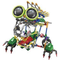 Lego OX- Eyed Robots Loz 3026 A0016 Electric giant beast robot Xếp hình Rô bốt quái vật Toucan động cơ pin 399 khối