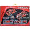 Decool 3333 Technic 8145 Ferrari 599 GTB Fiorano Xếp hình siêu xe Ferrari 599 GTB Fiorano tỉ lệ 1:10 1322 khối