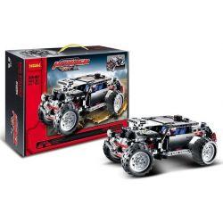 NOT LEGO Technic 8081 Extreme Cruiser, Decool 3340 Jisi 3340 Xếp hình ô Tô Hummer SUV (Mẫu 1) 590 khối