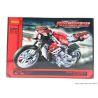 Decool 3353 (NOT Lego Technic 8051 Motorbike ) Xếp hình Xe Mô Tô Đua Giải Grand Prix (Mẫu 1) 467 khối