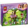 Bela 10158 (NOT Lego Friends 3065 Olivia's Tree House ) Xếp hình Ngôi Nhà Trên Cây Của Olivia 193 khối
