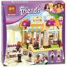 Bela 10165 (NOT Lego Friends 41006 Downtown Bakery ) Xếp hình Cửa Hàng Bánh Dưới Phố 253 khối