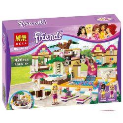 NOT Lego FRIENDS 41008 Heartlake City Pool Heart Lake City Pool , Bela 10160 Lari 10160 Xếp hình Bể Bơi Thành Phố Hồ Trái Tim 423 khối